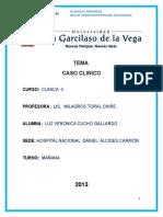 Tema Caso Clinico Carrion Pae