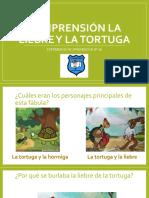 Apoyo Clase 16 Lenguaje Pac Fábula La Liebre y La Tortuga