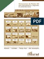 Ind 2D Radar Solutions Brochure R2 Web Esp - Copy