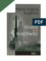 Maria Angels Anglada - Vioara de La Auschwitz