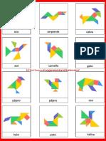 Tangram Figuras Para Imprimir Parte3