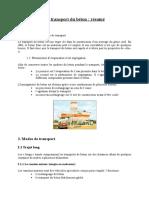 Le transport du béton_résumé (1).doc