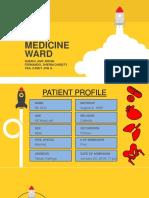 Medicine Ward - Pleural Effusion.pptx