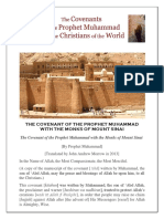 The Covenant of the Prophet Muhammad With the Monks of Mount Sinai