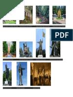Monumentos y Parques de Guatemala