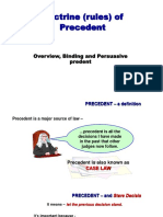 Overview, Binding and Persuasive