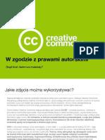 Creative commons licencje zdjęcia