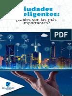 Ebook Ciudades Inteligentes ¿Cuáles son las más importantes? Soluciones Telcel