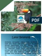Presentasi Ekologi_bird Biodiversity