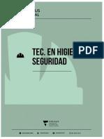 Plantilla Higiene y Seguridad - Ambientes Del Trabajo III - Ventilacion.