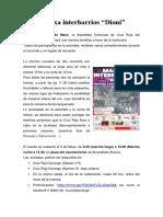 Resumen Prensa_Marcha Interbarrio 2019