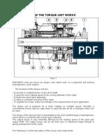 CH2H - Hydrodynamic Drive Info