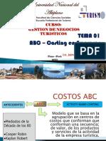 1° TEMA ABC-COSTING.