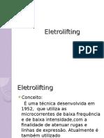 Eletrolifting aula atualizada (2).ppt