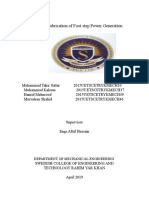 Revised Thesis Report March 26 2019 From Start