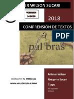 Capítulo Xiii - Comprensión de Textos