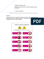 Interrogatorio Para Que Completen Los Pacientes de Tomografía y RM