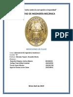 Informe Nro. 1 Medicion de Flujos