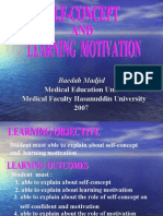 3. Self Concept & Motivation