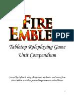 Unit Compendium PDF
