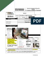 Trabajo Academico de Ingles i 2016-2 UAP