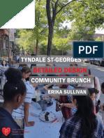 Sullivan Detailed Design Community Brunch