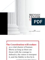 Brennan Center for Justice - 2018 Annual Report