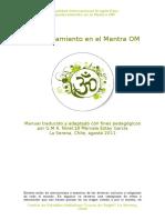 Manual de Empoderamiento en El Mantra OM---