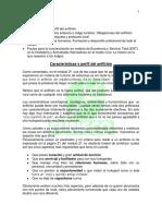 Características y Perfil Del Anfitrión
