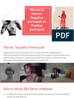 negative portrayals vs
