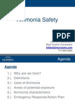 Ammonia Train the Trainer Presentation1