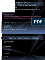 poetry everywhere --eii--collaborative lesson