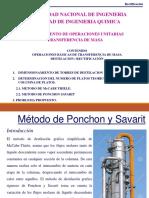 Conferencia 6_Ponchon y Savarit