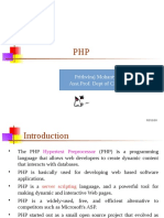 PHP Slide1