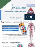 Análisis de Gases Arteriales (1)