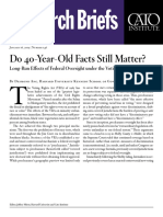 Do 40-Year-Old Facts Still Matter?