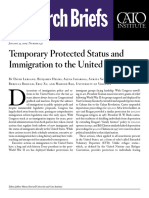 Temporary Protected Status and Immigration to the United States