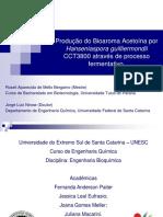 Apresentação Bioquimica - MODIFICADO