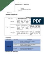 1 UNIDAD DIDÁCTICA DE 2DO GRADO - RAZONAMIENTO MATEMÁTICO.doc