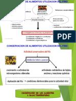 Clase 4 Conservacion de Alimentos x Frio