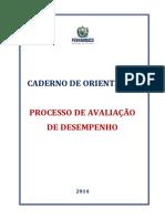 Caderno de Orientações Avaliação de Desempenho (1)