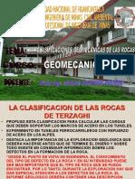 Clasificaciones Geomecanicas Del Macizo Rocoso