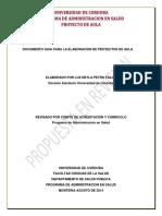 COMO ELABORAR UN PROYECTO DE AULA EN EL PAS.docx