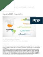 Caso Éxito COBIT – Ecopetrol S.a – Nelson R. Otero