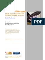 Berklee Guitar Scale Fingering.pdf