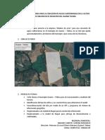 Propuesta de Consultoria Para La Concesion de Aguas Subterraneas