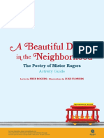 A Beautiful Day in the Neighborhood Activity Guide