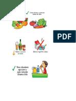 fotos comida saludables