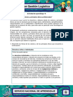 Evidencia 7 Ficha Valores y Principios Eticos Profesionales