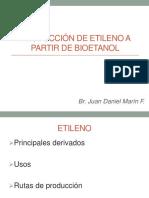 PRODUCCIÓN DE ETILENO A PARTIR DE BIOETANOL.pptx